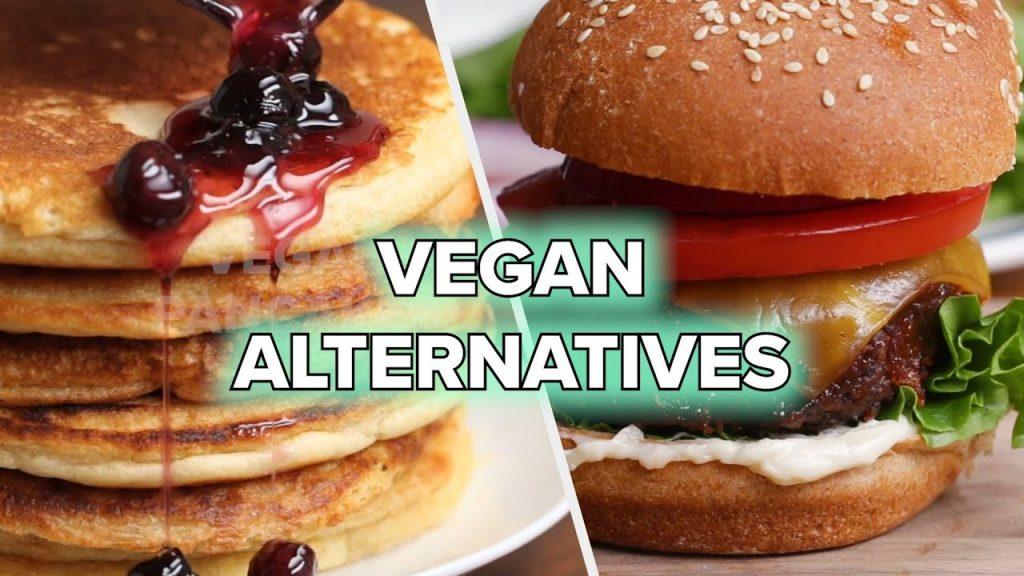 13 Vegan Alternatives To Your Favorite Foods
