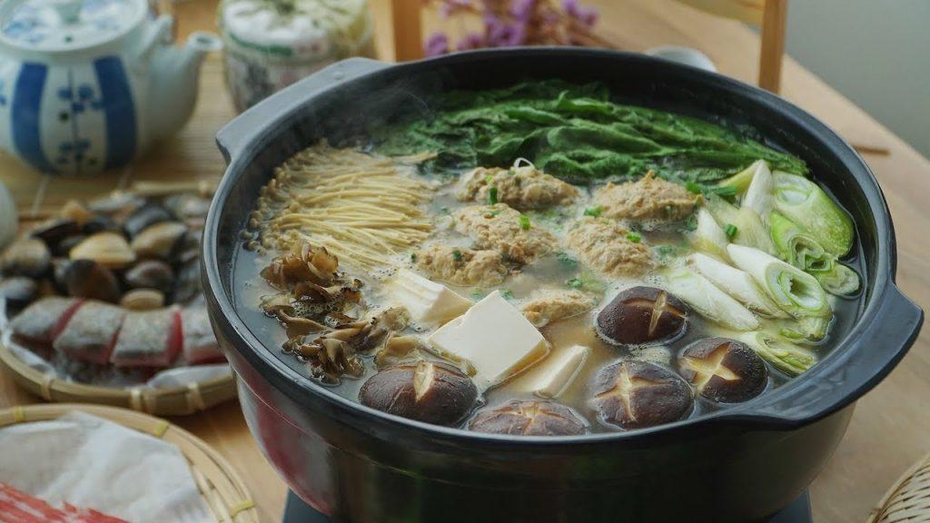 Chanko Nabe – Sumo Hot Pot