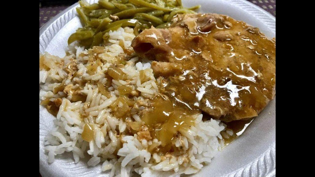 Smothered Pork Chops | Southern Sassy Mama