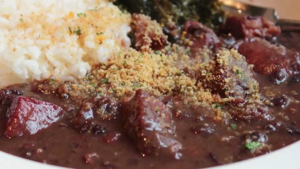 Brazilian Feijoada – Black Bean & Pork Stew Recipe